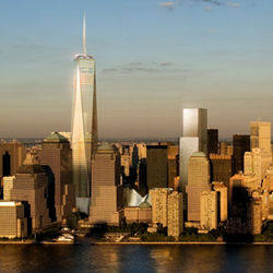 Where's the World Trade Center?