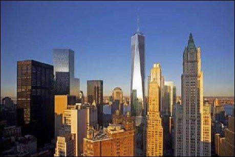 WTC Rendering