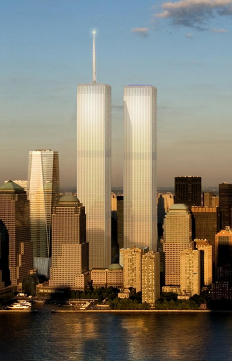 twin towers - photo #34