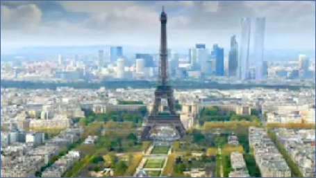 Foster Twins in Paris